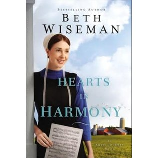 Amish Journey #1: Hearts in Harmony (Beth Wiseman), Paperback
