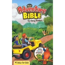 NIrV Adventure Bible for Early Readers, Paperback