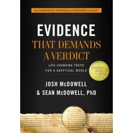 Evidence that Demands a Verdict (Josh McDowell, Sean McDowell), Hardcover