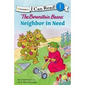 I Can Read Level 1: The Berenstain Bears - Neighbor in Need