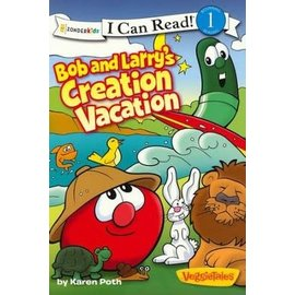 I Can Read Level 1: VeggieTales - Bob and Larry's Creation Vacation