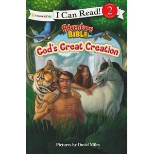 I Can Read Level 2: God's Great Creation