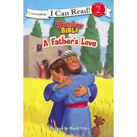 I Can Read Level 2: A Father's Love