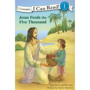 I Can Read Level 1: Jesus Feeds the Five Thousand