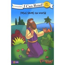 I Can Read My First: Jesus Saves the World