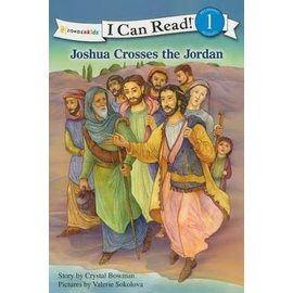 I Can Read Level 1: Joshua Crosses the Jordan