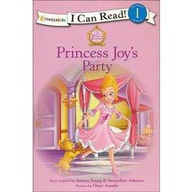 I Can Read Level 1: Princess Joy's Party