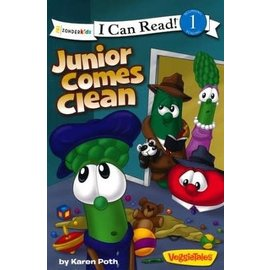 I Can Read Level 1: Junior Comes Clean