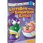 I Can Read Level 1: Veggie Tales - LarryBoy Meets the Bubblegum Bandit