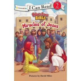 I Can Read Level 2: Miracles of Jesus