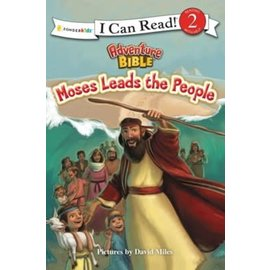 I Can Read Level 2: Moses Leads the People