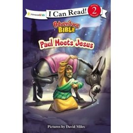 I Can Read Level 2: Paul Meets Jesus