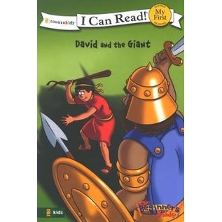 I Can Read My First: David and the Giant (Kelly Pulley)