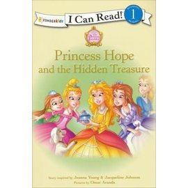 I Can Read Level 1: Princess Hope and the Hidden Treasure