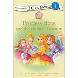 I Can Read Level 1: Princess Hope and the Hidden Treasure