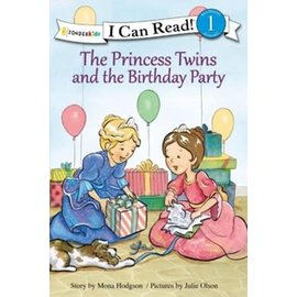 I Can Read Level 1: Princess Twins and the Birthday Party