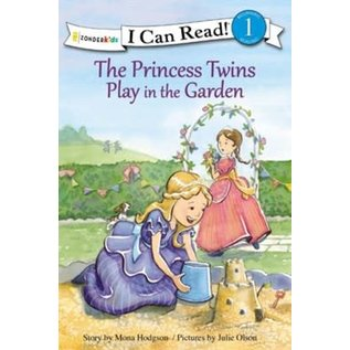 I Can Read Level 1: The Princess Twins Play in the Garden