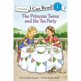 I Can Read Level 1: The Princess Twins and the Tea Party