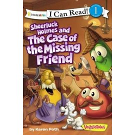 I Can Read Level 1: VeggieTales - Sheerluck Holmes and the Case of the Missing Friend