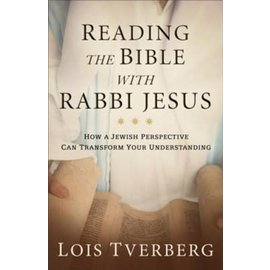 Reading the Bible with Rabbi Jesus (Lois Tverberg), Paperback