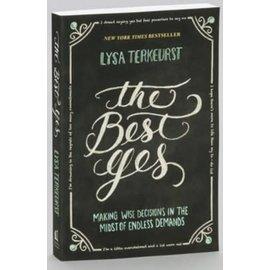 The Best Yes (Lysa TerKeurst), Paperback