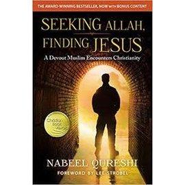Seeking Allah, Finding Jesus (Nabeel Qureshi), Paperback