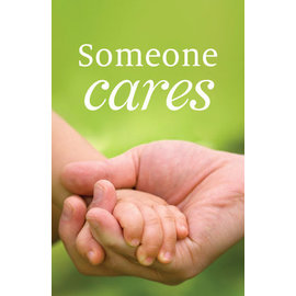 Good News Bulk Tracts: Someone Cares (KJV)