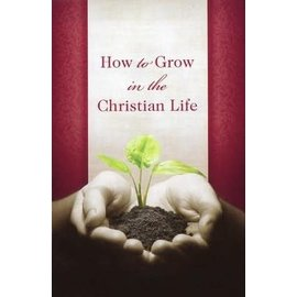 Good News Bulk Tracts: How to Grow in the Christian Life