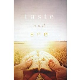 Good News Bulk Tracts: Taste and See (ESV)