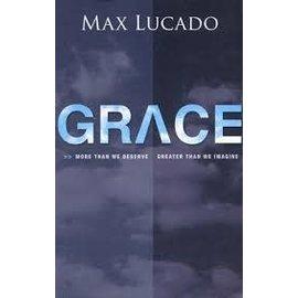 Good News Bulk Tracts: Grace (Max Lucado)