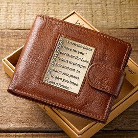 Men's Wallet - Jeremiah 29:11