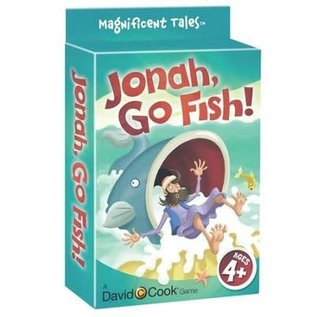 Card Game - Jonah, Go Fish!
