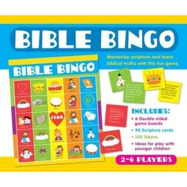 Game - Bible Bingo