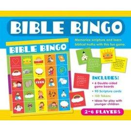 Game - Bible Bingo