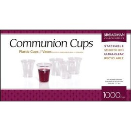 Communion Cups, 1000 count