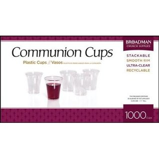 Communion Cups: 1000 count