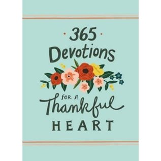 365 Devotions for a Thankful Heart, Hardcover