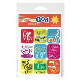 Stickers - Music