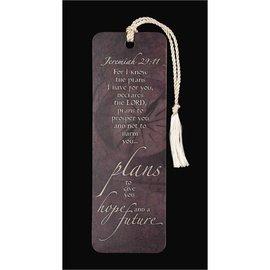 Bookmark - Jeremiah 29:11, Tassel