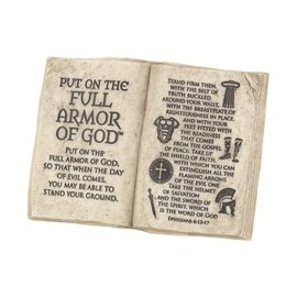 Tabletop Book - Armor of God