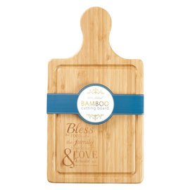 Cutting Board - Bless the Food Before Us
