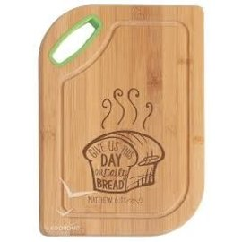 Cutting Board - Give Us This Day Our Daily Bread