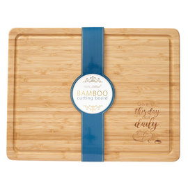 Cutting Board - Give Us this Day, Rectangle