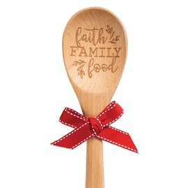 Wooden Spoon - Faith Family Food