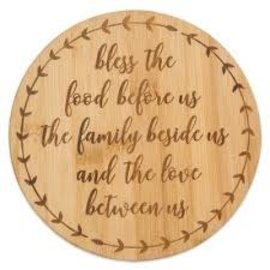 Trivet - Bless the Food