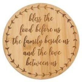 Trivet - Bless the Food