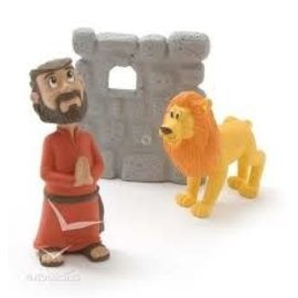 Action Figure - Daniel in the Lion's Den