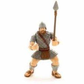 Action Figure - Goliath