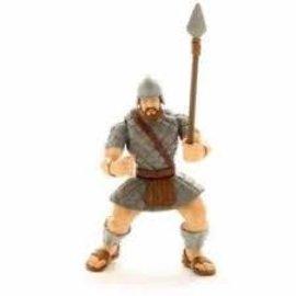 Action Figure - Goliath