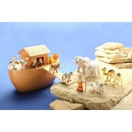 Action Figure - Noah's Ark Playset